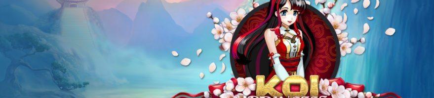 Koi Princess bonus Polder Casino