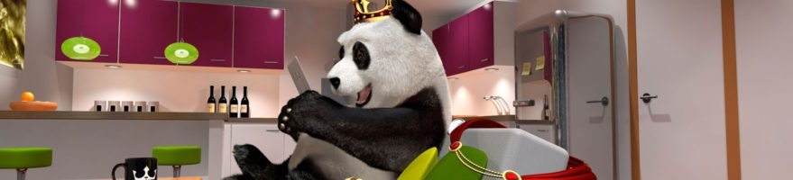 Mobiel gokken Royal Panda Casino online