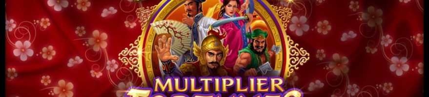 108 Heroes Multiplier Fortunes slot spelen